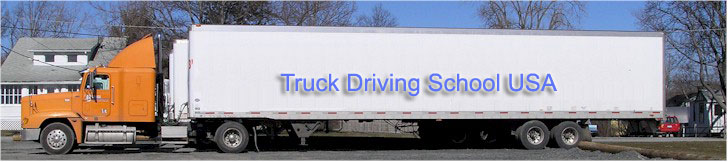 commercial truck driving schools